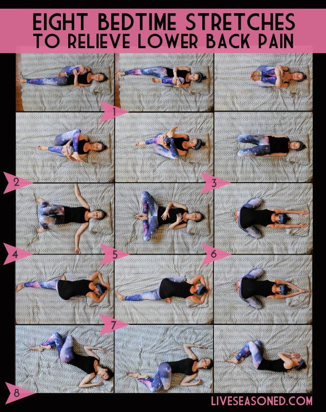 Yoga Back Pain: Yoga Workouts to Relieve Back Pain