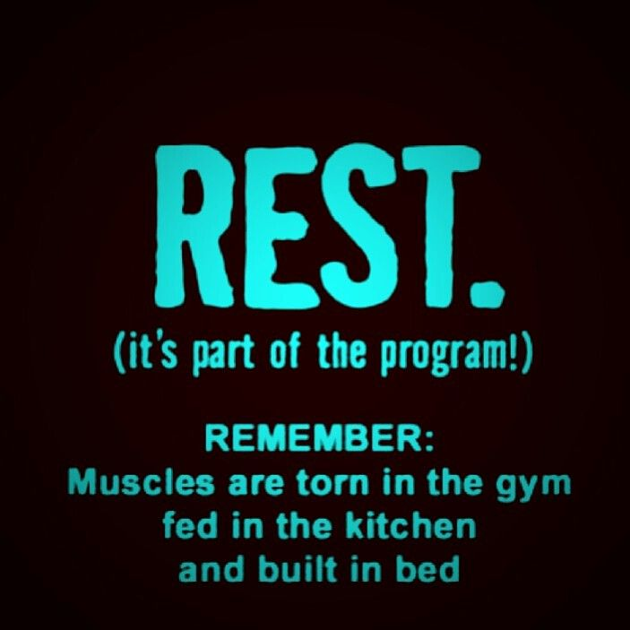 Image result for quotes about rest and recovery