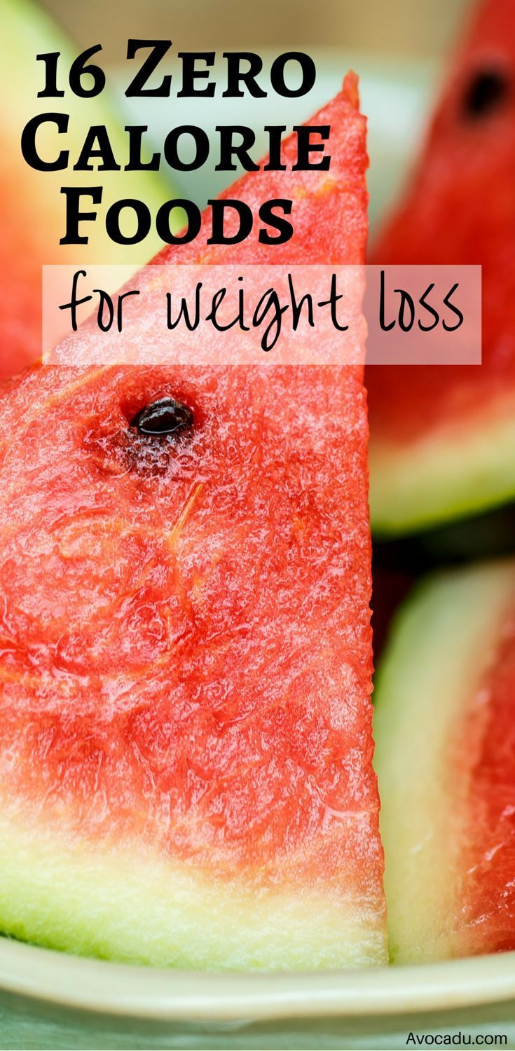 Diet Plans To Lose Weight Zero Calorie Foods For Weight