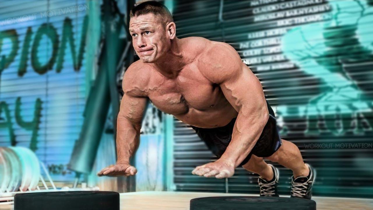 Was john cena bodybuilder consider, that
