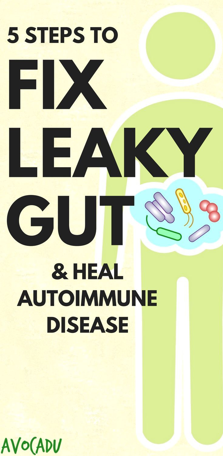 How To Fix Leaky Gut 28 Images The Ultimate
