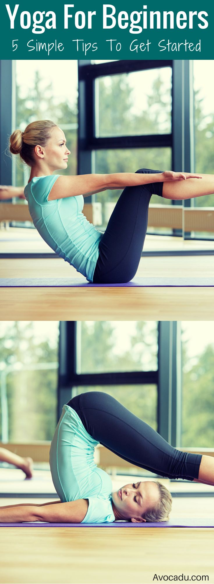 Best Yoga Poses & Workouts : Yoga for Beginners