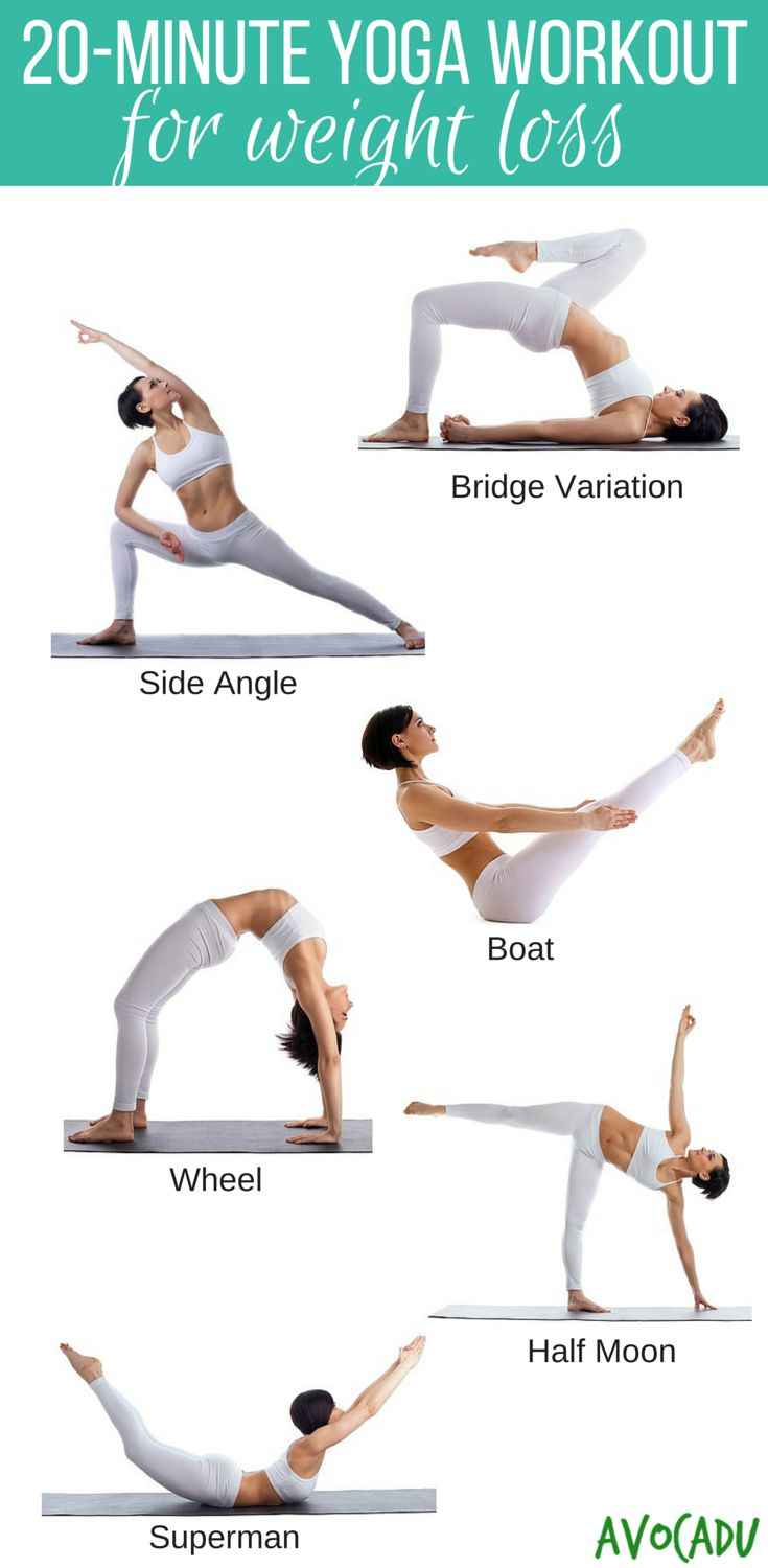 Description Yoga Workout For Beginners To Lose Weight