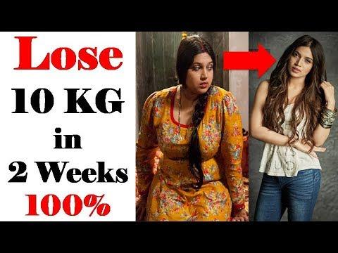 Bhumi Pednekar Weight Loss Diet Plan: Lost 21 Kgs in 4 Months