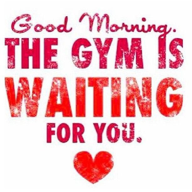 Fitness Quote About Training : Morning workouts ...
