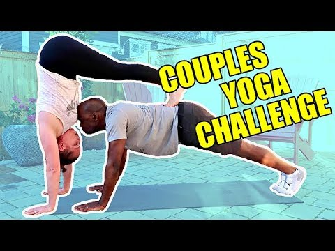 Workout Couples Yoga Challenge Yoga Poses For Two Easy Fitnessviral Magazine Your Number One Source For Daily Health And Fitness Motivation