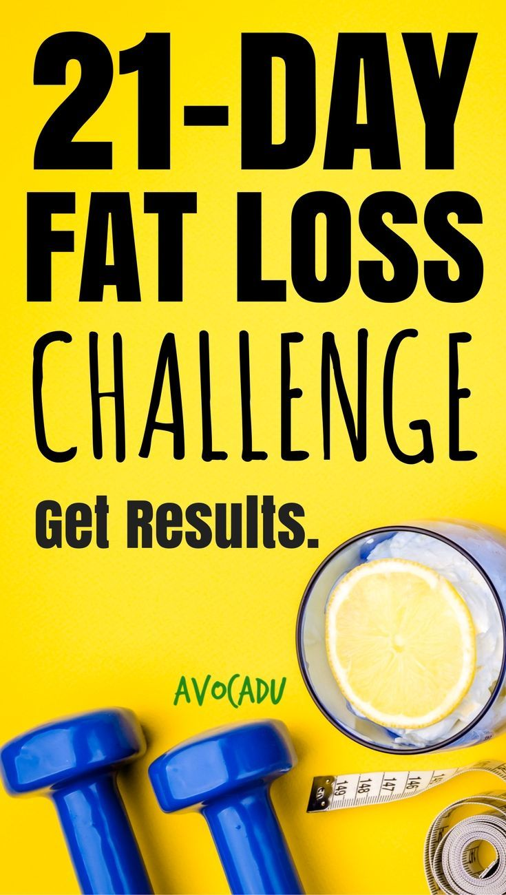how to lose 10 pounds in 21 days
