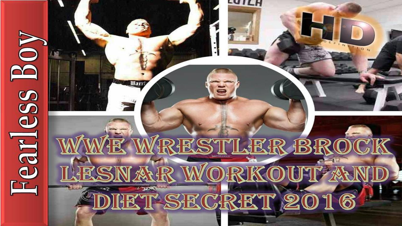 ufc diet and workout plan