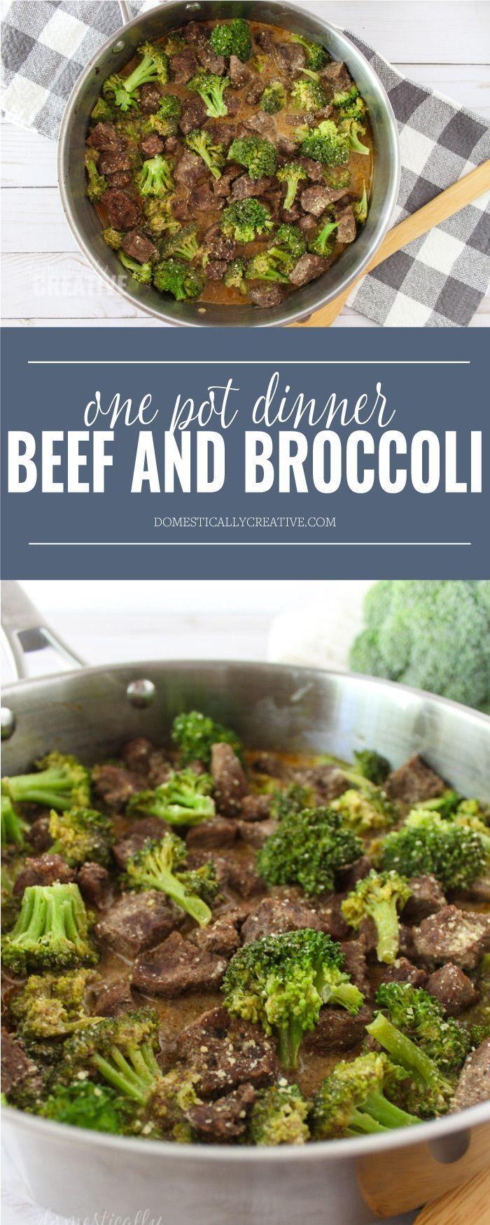 Easy Keto Broccoli Cheese Slow Cooker Soup!