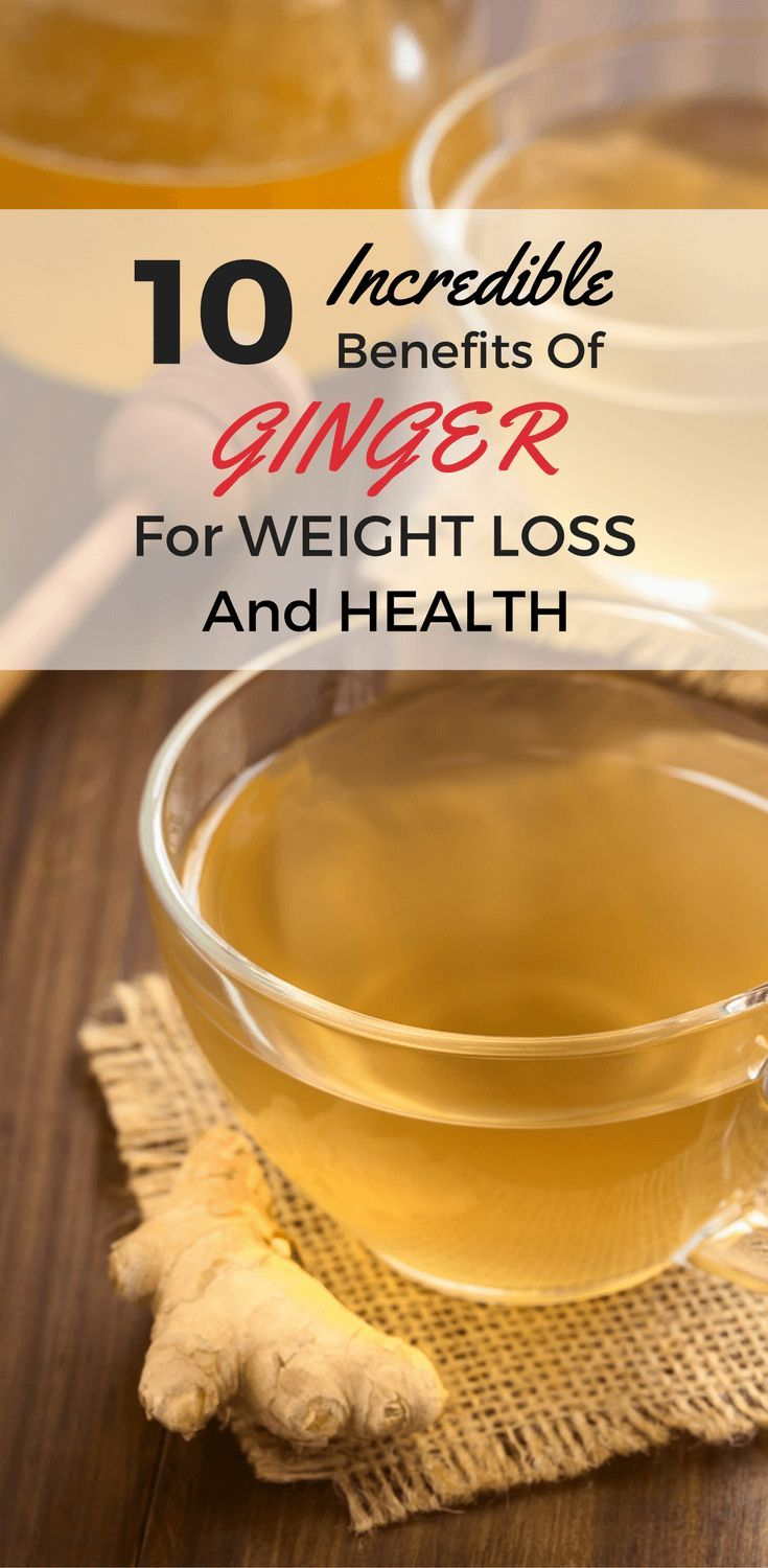 how much ginger for weight loss