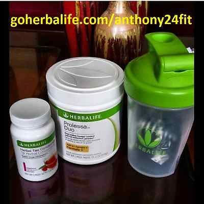 diet plans herbalife prolessa duo 30day w/ herbal tea