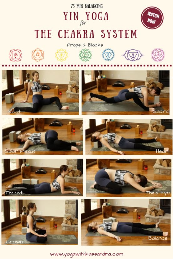 Yoga Poses Workouts For Beginners With Kassandra Offers Free